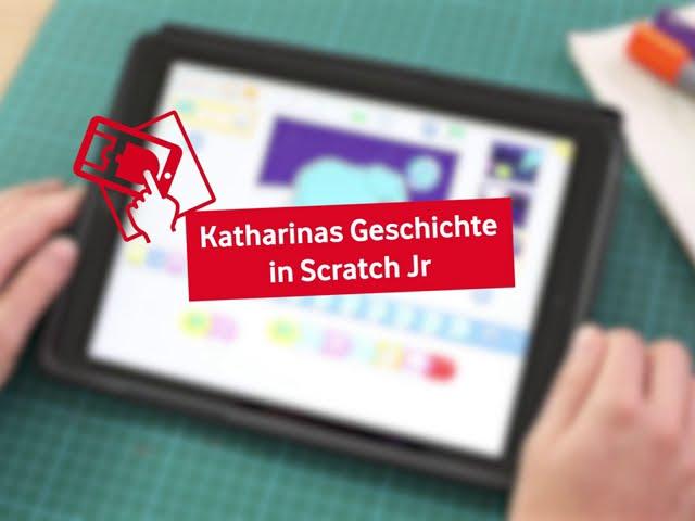 ScratchJr - Katharinas Geschichte