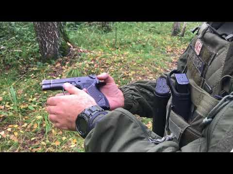 """Обзор на пистолет """"Гроза   021"""" 9мм P A"""