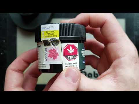 Unboxing Legal Cannabis