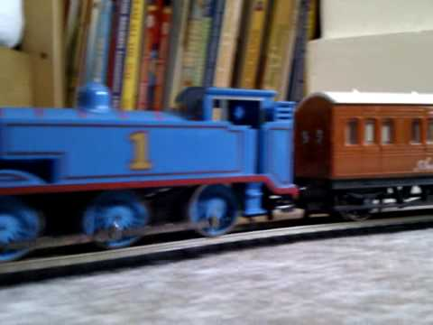Thomas the Tank Engine Hornby Train Set