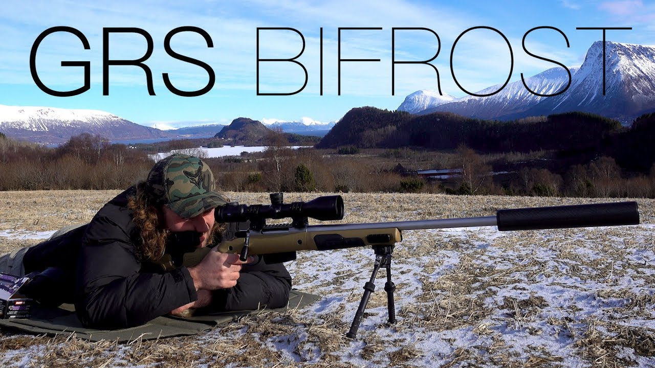 GRS Bifrost Stock - FIRST SHOT EVER!