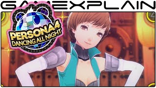 Persona 4: Dancing All Night - Our Top 6 Favorite Songs!