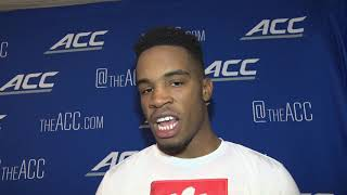 TCITV:  Al-Amir Dawes after win over Miami