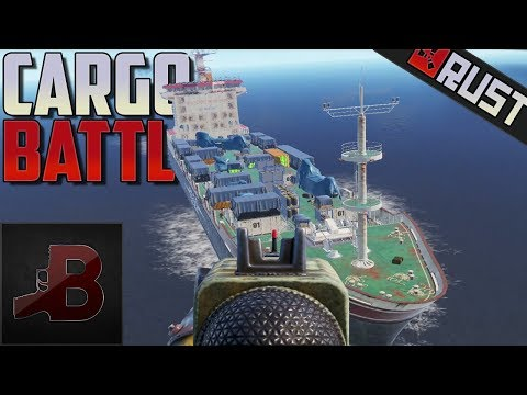 Insane Cargo Battle - Rust thumbnail