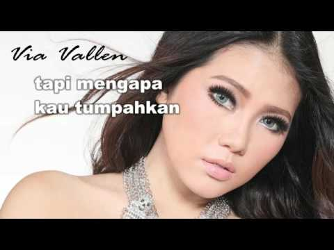 Via Vallen - Secawan Madu (Lyric)