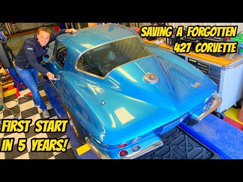 The Corvette Barn Find of a Lifetime! Buying a Rare 427 Coupe in Cuba? - Hoovies Garage