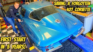 The Corvette Barn Find of a Lifetime! Buying a Rare 427 Coupe in Cuba?