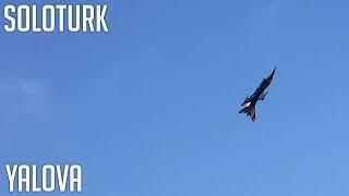 SOLOTÜRK Yalova F-16 | 19.08.2017 | SOLOTURK In Yalova 2017 @4K
