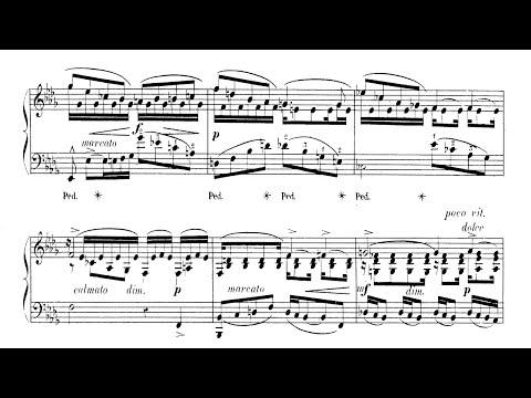6 Études de concert, Op.35 No. 2