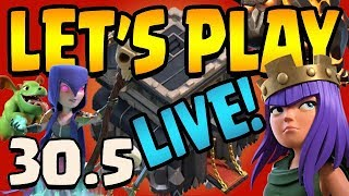 Preparing for Tonight's Video! Queenwalk Boston Special! Let's Play TH9 ep30.5 | Clash of Clans