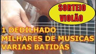 Baixar COMO TOCAR MILHARES DE MUSICAS COM UM DEDILHADO FÁCIL QUE SERVE EM QUALQUER BATIDA+SORTEIO VIOLÃO