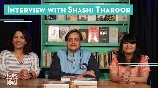 Interview with Dr Shashi Tharoor