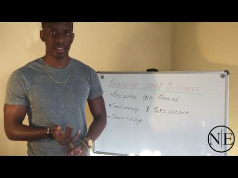 Branding Your Business with Bakari Smith
