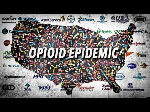 Big Pharma Behind Opioid Epidemic & Drug War