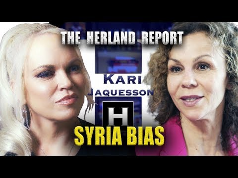 Syria and Misleading Western narrative - Kari Jaquesson, Herland Report TV (HTV)