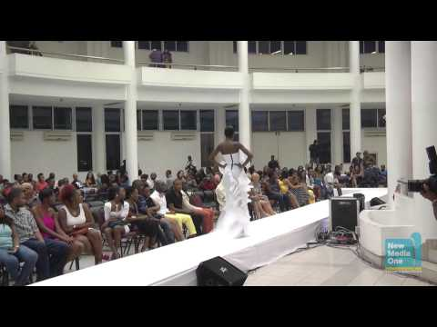 Antigua & Barbuda Independence Fashion Show Part 1