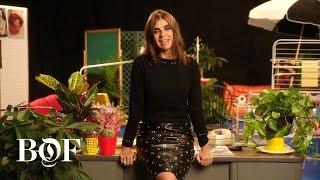 Carine Roitfeld | Fashion At Work