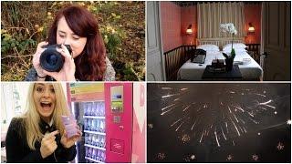 Weekly Vlog #4 - Paris, Lake District & Fireworks! | Gemsmaquillage Thumbnail
