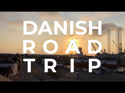SKAGEN DENMARK TRAVEL VLOG - DANISH ROAD TRIP, PART 2