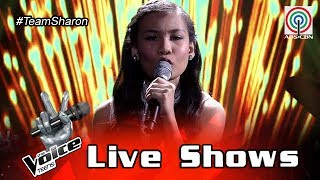 The Voice Teens Philippines Live Show: Christy Lagapa - Shine