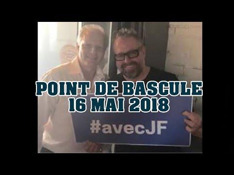 POINT DE BASCULE AVEC RICHARD LE HIR ET ALEXANDRE CORMIER-DENIS - 16 MAI 2018
