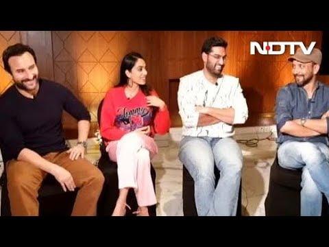 Spotlight: Saif Ali Khan And Team Talk About Their Roles In 'Kaalakandi'