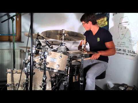 Maroon 5 - Sugar (Drum Cover)