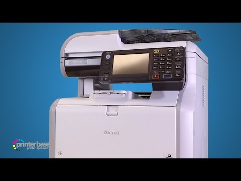Versatile and packed with features, this compactly designed multifunction machine from Ricoh is the ideal solution for all of your everyday office tasks.