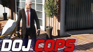 Dept. of Justice Cops #586 - Welcome Back 48