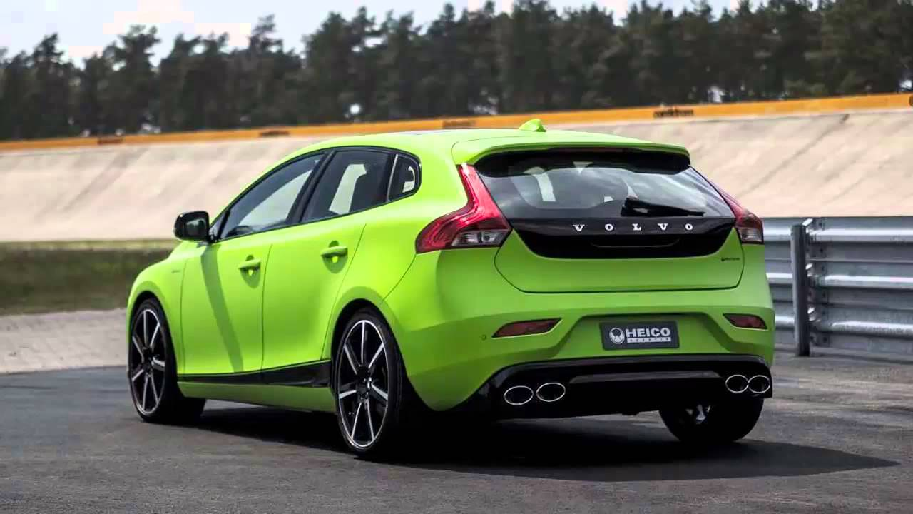 2013 heico sportiv volvo v40 cross country t5 hpc on 19 hd youtube. Black Bedroom Furniture Sets. Home Design Ideas