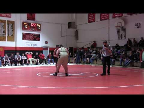 Pawnee vs Salina - JH - HWT - Chuck Long vs Brandon Rutherford