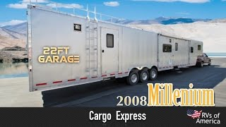 Video 2008 Millenium Cargo Express Toyhauler download MP3, 3GP, MP4, WEBM, AVI, FLV Mei 2018
