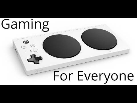 Xbox New Controller is Accessible to Anyone