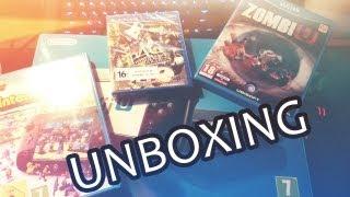 Розпакування Wii U! (ЩО Я КУПИВ 3.01.13)
