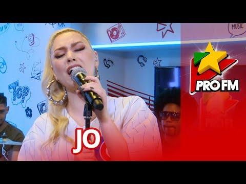 JO - In lipsa ta | ProFM LIVE Session