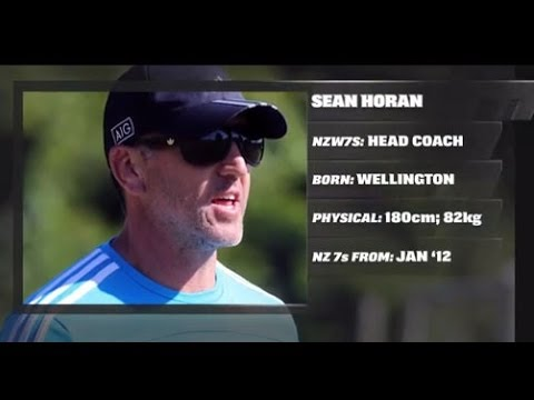 Team behind the Team - Sean Horan. Brought to you by AIG