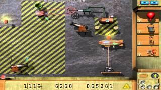 Прохождение Crazy Machines 3 Уровень 21   Вопрос времени!