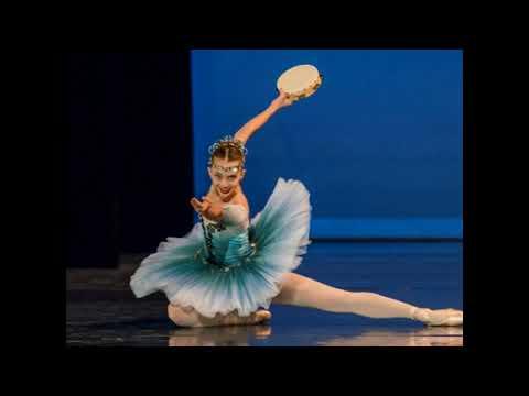 BALLET VARIATION MUSIC - La Esmeralda