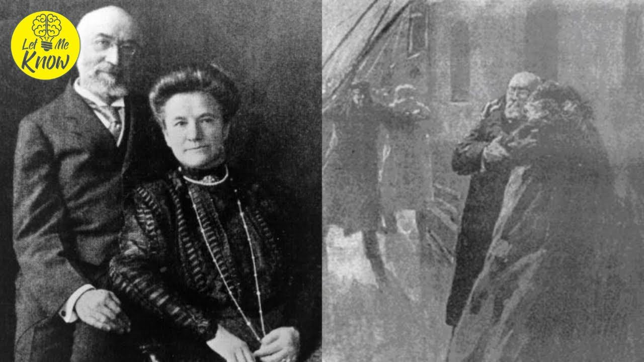 Download The Tragic True Story Of The Real Life Lovers Who Inspired James Cameron's Titanic