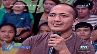 Wowowin: Kapatid ng isang contestant, binigyan ng trabaho ni Willie
