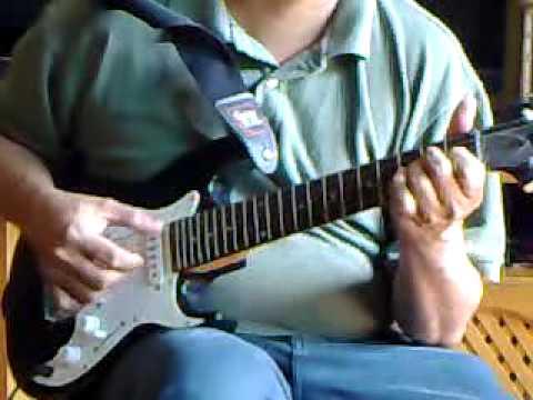 Cinta Hampa D'lloyde - Guitar Solo