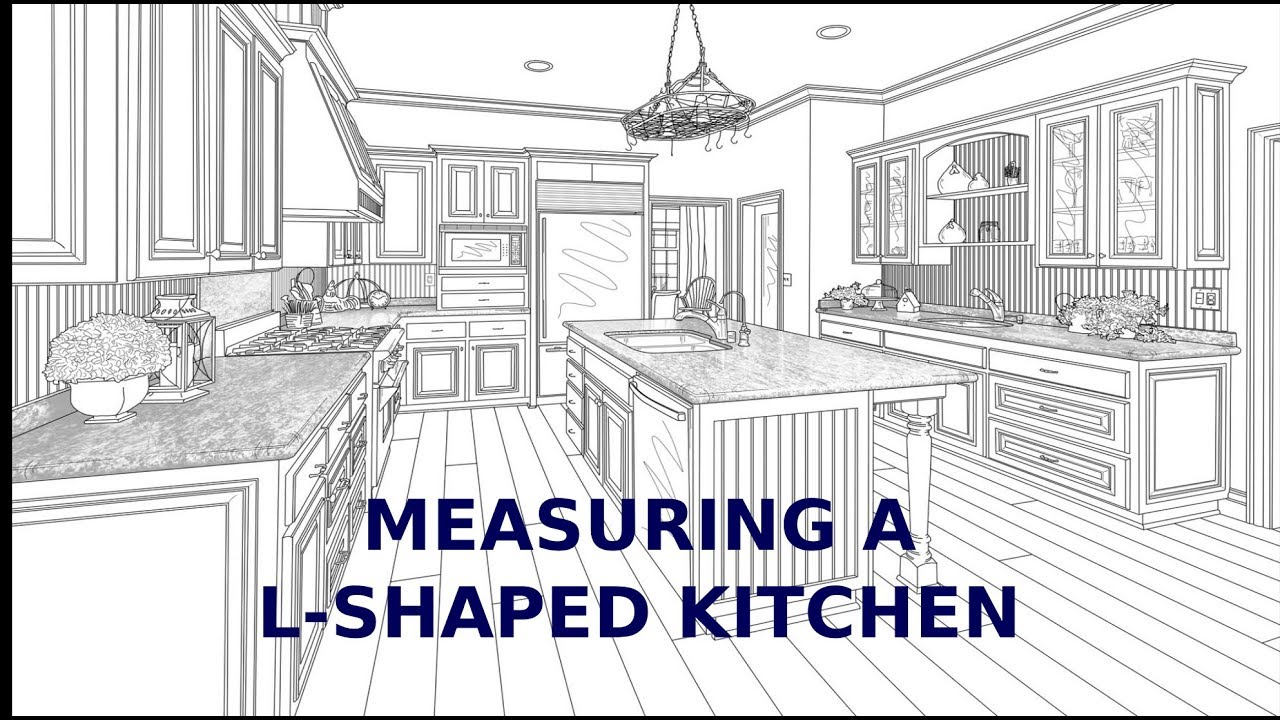 Kitchen L Shaped Kitchen Dining Room Kitchen Island Clearance Space