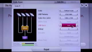 LG Kanal Arama Netcast Serisi
