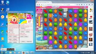 Candy Crush Saga Level 8 Trainer by Baron Activated