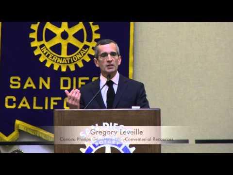 The U.S. Energy Revolution - Greg Leveille, ConocoPhillips