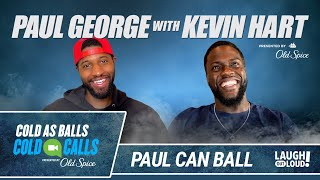Paul George Talks About The Return Of Sports | Cold As Balls: Cold Calls | Laugh Out Loud Network
