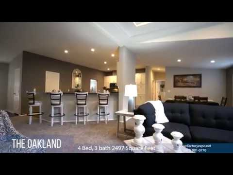 The Oakland Manufactured Homes From Factory Expo Home Centers
