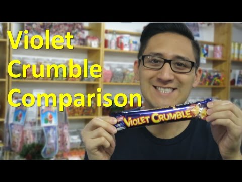Violet Crumble // TheCandyGuy