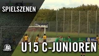SV Werder Bremen - FC Arsenal (U15 C-Junioren, Blitzturnier in Eichede) - Spielszenen | ELBKICK.TV