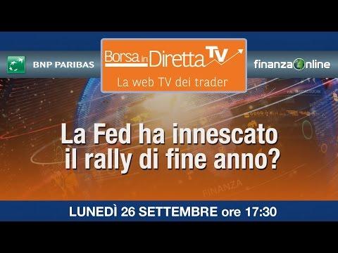 Borsaindiretta.tv - La Fed ha innescato il rally di fine anno?
